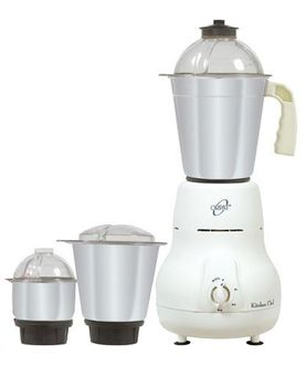 Orpat Kitchen Chef 500W Mixer Grinder Price in India