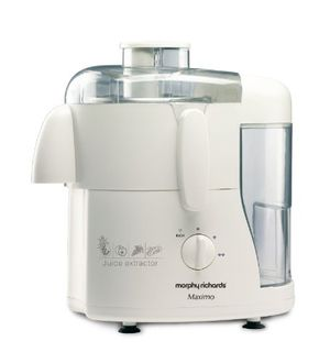 Morphy Richards Maximo 450 Watts Juice Extractor Price in India