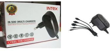 Intex IN-500 Multi Pin Charger Price in India