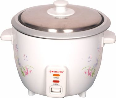 Butterfly KRC-07 1 Litre Electric Rice Cooker Price in India