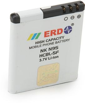 ERD 910mAh Battery (For Nokia N95) Price in India