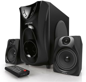 Creative SBS E2400 2.1 Multimedia Speaker Price in India