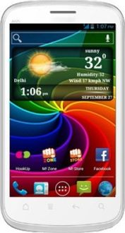 Micromax A65 Smarty 4.3 Price in India