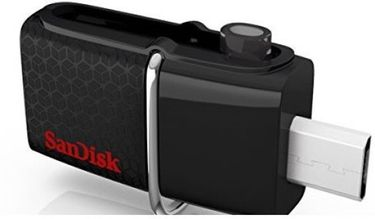 Sandisk ULTRA Dual OTG 64 GB Pen Drive Price in India