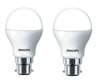 Philips 4W LED Bulb (Warm White and Golden Yellow, Pack of 2) Price in India