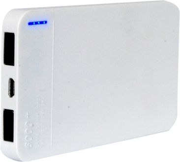 Ortel 3600mAh Dual USB Port Power Bank Price in India