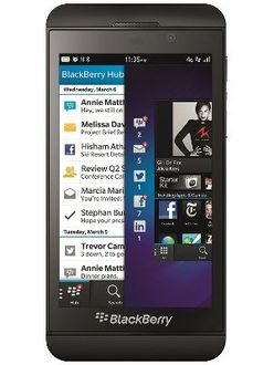 BlackBerry Z10 Price in India