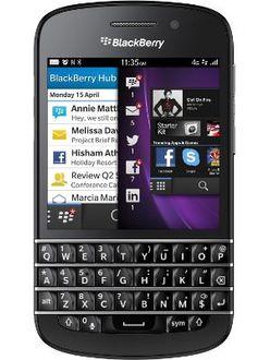 BlackBerry Q10 Price in India