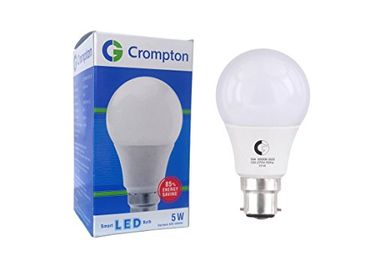 Crompton Greaves LSB Series 5W LED Bulb (Cool Day Light) Price in India