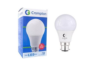 Crompton Greaves LSB Series 7W LED Bulb (Cool Day Light) Price in India