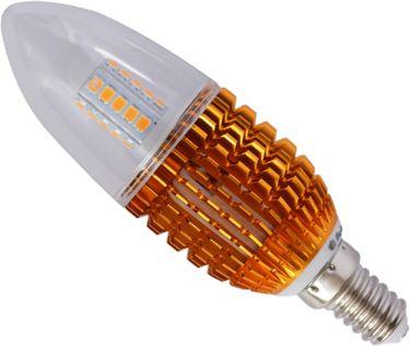 Bigapple 5W LED Candle Lamp (Warm White) Price in India