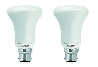 Havells 11W CFL LED Lights (Cool Day Light, Pack of 2) Price in India
