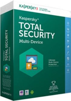Kaspersky Total Security 2016 3 PC 1 Year Price in India