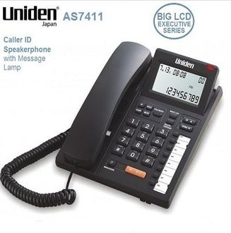 Uniden AS7411 Corded Landline Phone Price in India