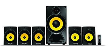 Philips SPA3800B 5.1 Speaker Price in India