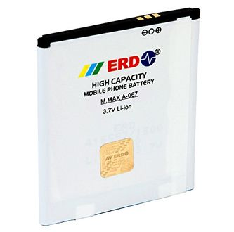 ERD 1250mAh Battery (For Micromax Bolt A67) Price in India
