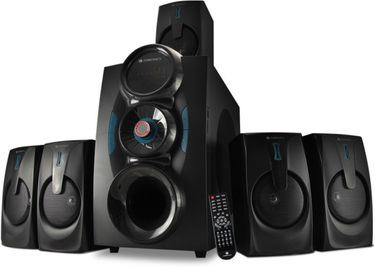 Zebronics SW9451 RUCF 5.1 Channel Multimedia Speaker System Price in India