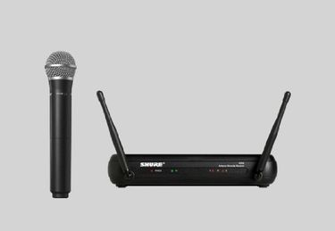 Shure SVX24E/PG58 Microphone Price in India