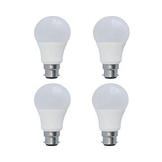 Syska 9W LED Bulbs (White, Pack of 4) Price in India