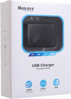 HuntKey 2.1A Dual USB Charger Price in India