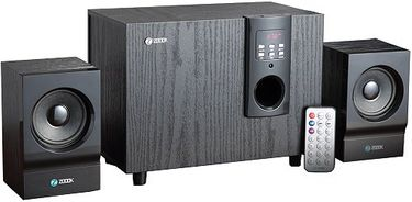 ZOOOK ZM-SP2500 2.1 Desktop Speakers Price in India