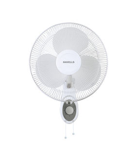 Havells Swing Platina 3 Blade (400mm) Wall Fan Price in India