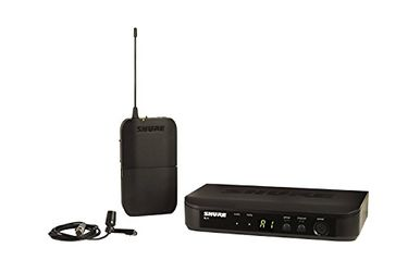Shure BLX14/CVL  Wireless Microphone Price in India