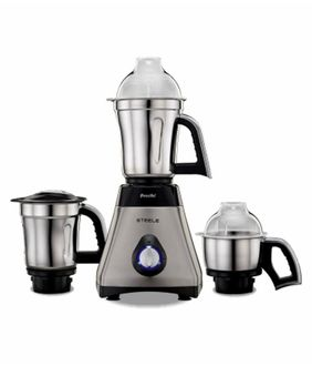 Preethi Steele Max MG-212 750W Mixer Grinder Price in India