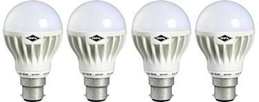 HPL B22 12W LED Bulb (White, Pack of 4) Price in India