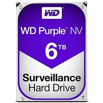 WD Purple NV (WD6NPURX) 6TB Internal Hard Drive Price in India