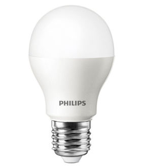 Philips 9W White E27 Base LED Bulbs Price in India