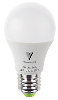Victory Lighting 5W Yellow E27 LED Bulb Price in India