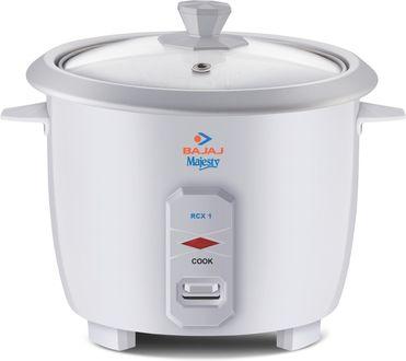 Bajaj Majesty RCX1 Mini Rice Cooker Price in India