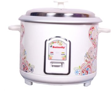 Butterfly Raaga 1.8 Litre Rice Cooker Price in India