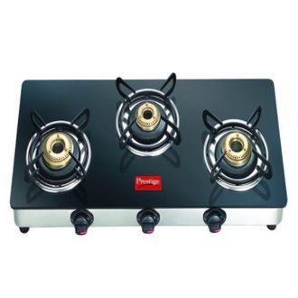 Prestige Marvel GTM 03L Gas Cooktop (3 Burner) Price in India