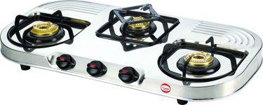 Prestige DGS 03 L Gas Cooktop (3 Burner) Price in India