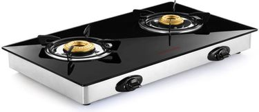 Butterfly Reflection Gas Cooktop (2 Burner) Price in India