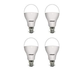 Eveready 14W LED Bulbs  (White, Pack of 4) Price in India
