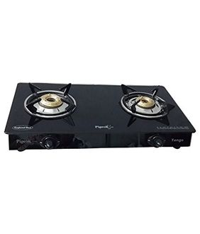 Pigeon Tango Gas Cooktop (2 Burner) Price in India
