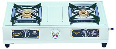 Butterfly L3300A00000 LPG Gas Cooktop (2 Burner) Price in India