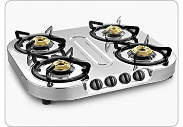 Sunflame Optra Staineless Steel Gas Cooktop (4 Burner) Price in India