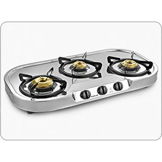 Sunflame Optra Gas Cooktop (3 Burner) Price in India