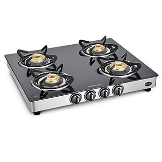 Sunflame Classic Automatic Gas Cooktop (4 Burner) Price in India