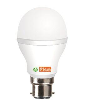 Fiem 9W Warm White LED Bulb Price in India