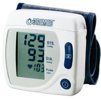 Bremed BD 555 Wrist Bp Monitor Price in India