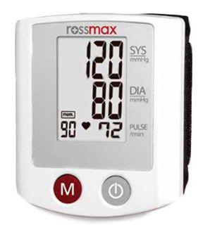 Rossmax S150 Digital- Wrist BP Monitor Price in India