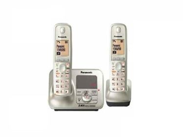 Panasonic KX-TG 3722SXN Cordless Landline Phone Price in India