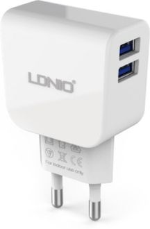 LDNIO DL-AC56 2.1A Dual USB Wall Adapter Price in India