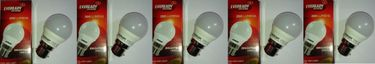 Eveready 2.5 W LED Bulb B22 White (pack of 5) Price in India