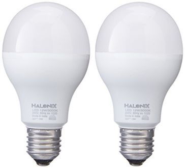 Halonix 12 W LED E27 Astron Yellow Bulb (pack of 2) Price in India